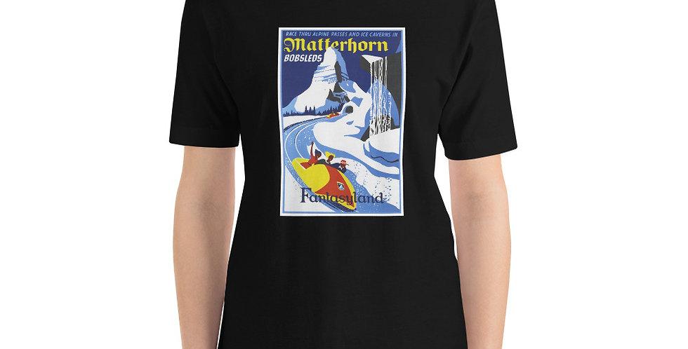 Matterhorn Bobsleds T-Shirt