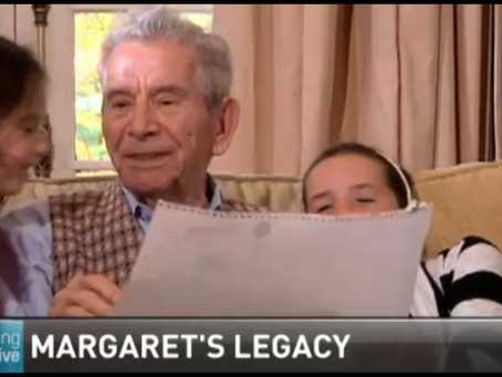 Holocaust Remembrance Day Interview on CHCH