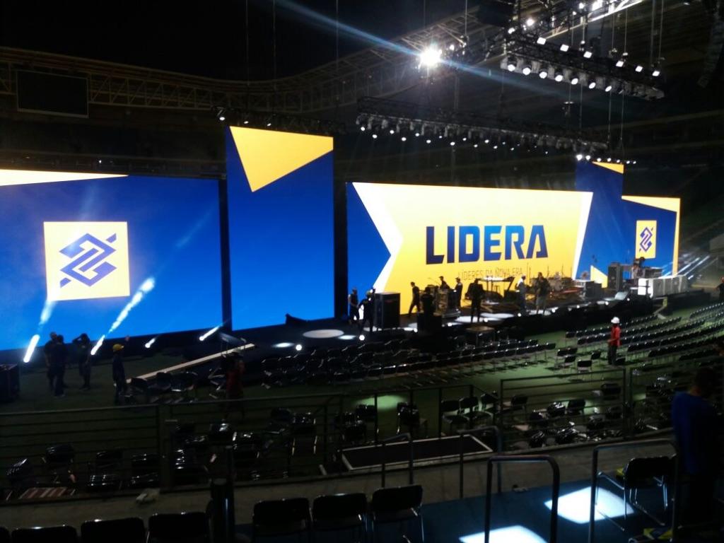 Banco do brasil Lidera