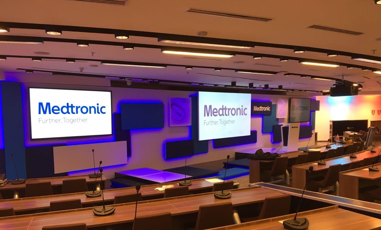 Medtronic escritório