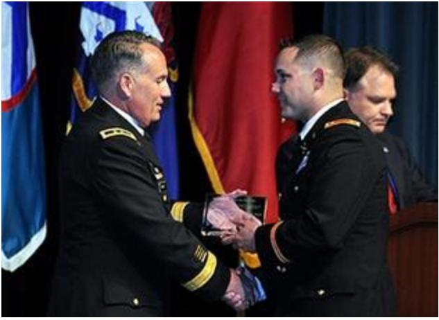 Receiving School of Advanced Military Studies Class #13-01 Best Interagency Paper