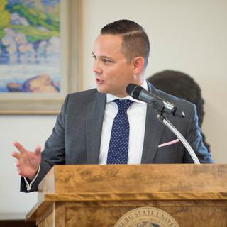 2017 Pittsburg State University Outstanding Alumni Award Reception