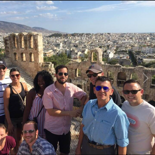 2019 Mobile Education Team Trip to Greece
