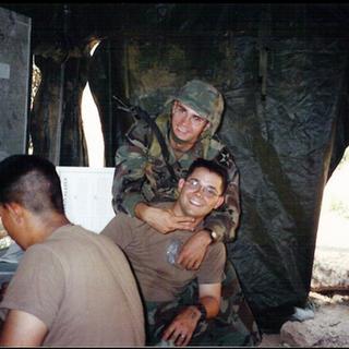 Lieutenant Days in South Korea