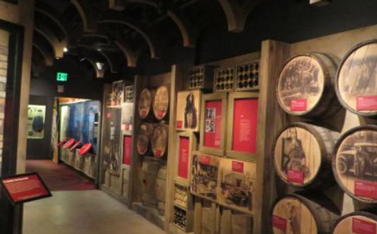 The Mob Museum - Beer Cellar, Las Vegas, NV