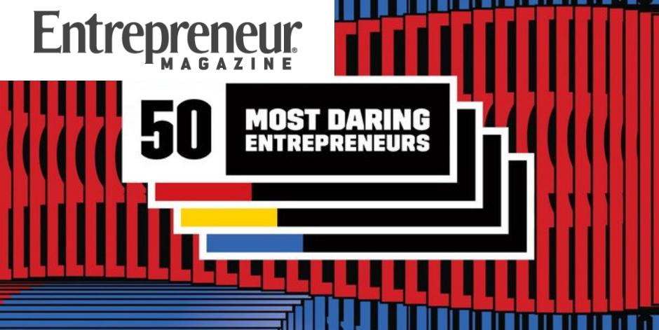 50 Most Daring Entrepreneurs