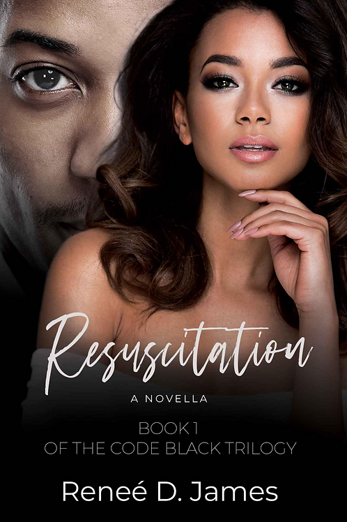 Resuscitation: Book One of the Code Black Trilogy- Signed Copy