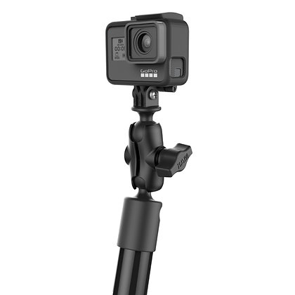"RAM® Tough-Pole™ 31"" Camera Mount with RAM® Track Ball™ Base"