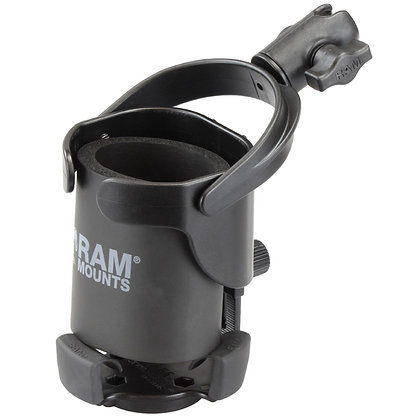RAM® Level Cup™ XL 32oz Drink Holder with Single Socket Arm