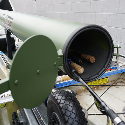 Green Mamba Rod & Paddle Carrier