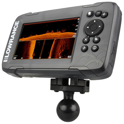 RAM® Ball Adapter for Lowrance Hook² & Reveal Series