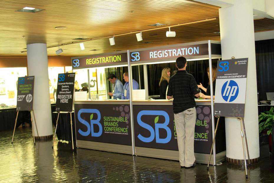 SB'10 Registration Desk