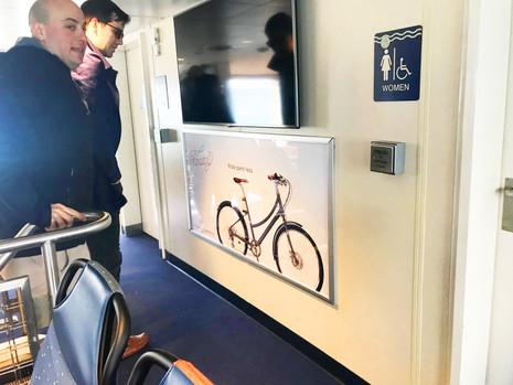 San Francisco Ferry Ads