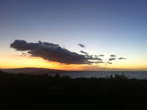 Hawaiian Clouds in Flight