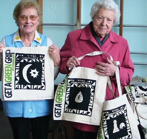 Resusable Bag Campaign