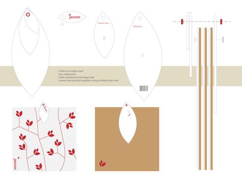 Janum Cloth Packaging