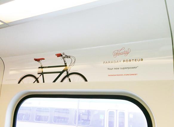 SMART Train Ads