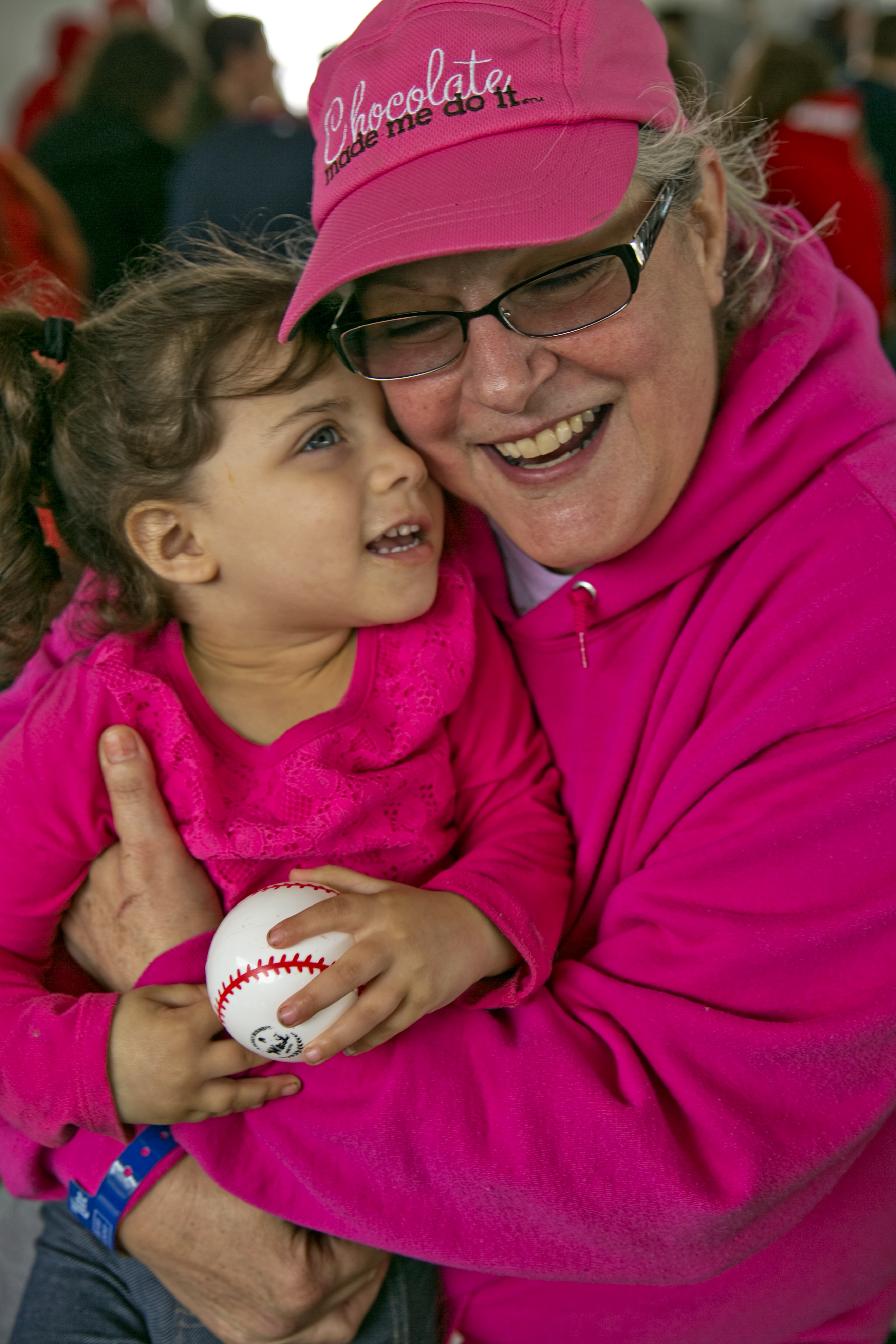 pink grandma