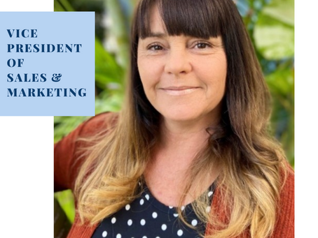 Missy Peterson Promoted to VP of Sales & Marketing