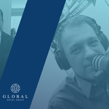 Global Represents on The No Vacancy Podcast
