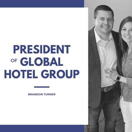 Global Hotel Group Names A President