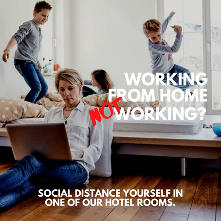 Hotels as Shared Workspace?