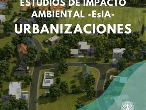 Estudios de Impacto Ambiental en Urbanizaciones