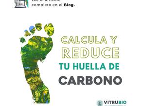 Calcula y reduce tu Huella de Carbono