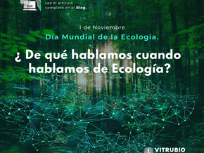 ¿De qué hablamos cuando hablamos de Ecología?