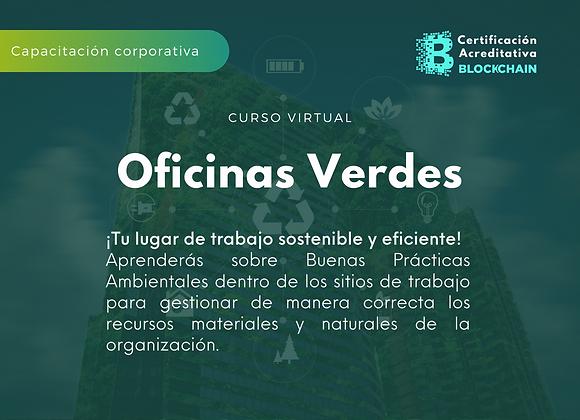 Curso Virtual Oficinas Verdes