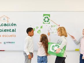 Llevando la Educación Ambiental a las escuelas de todo el país.