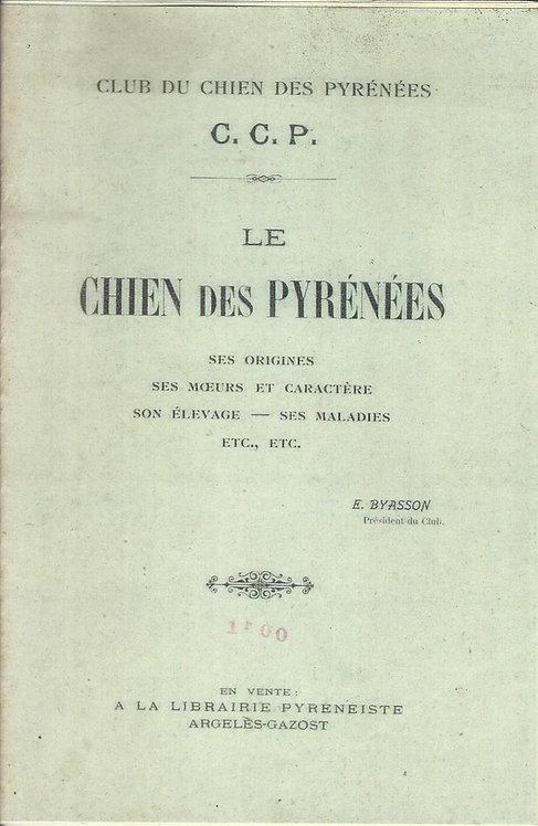 Le Chien des Pyrénées