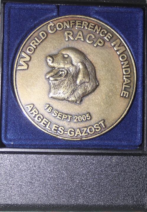 Médaille Collector - Conférence Mondiale 2005