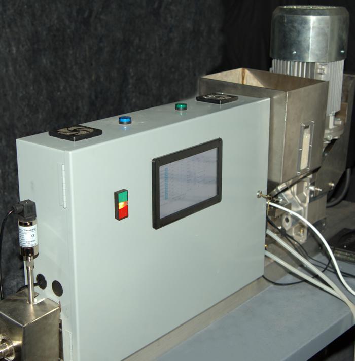 "1.25"" screw plastic molding machine"