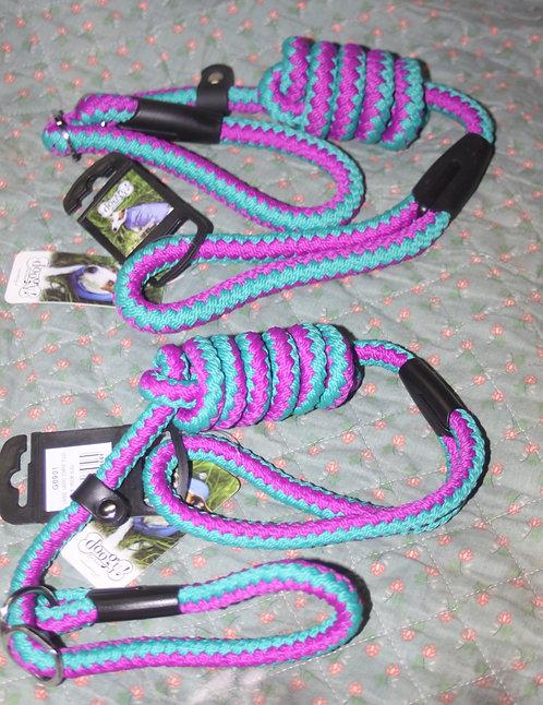 Laisse  corde Taille 1 : 1,50 m x 10 mm