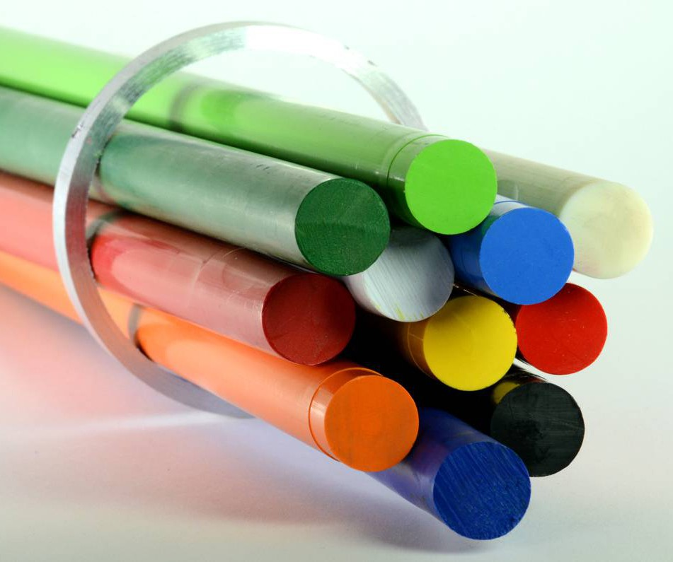 Machine Grade Plastic Rods