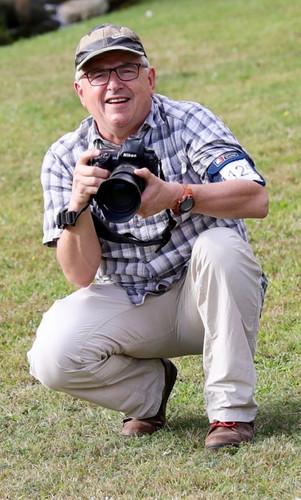 Patrick Housseau. le photographe protographié