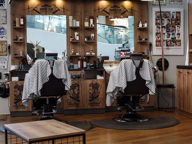 J&K Barber Shop Kolbotn Torg