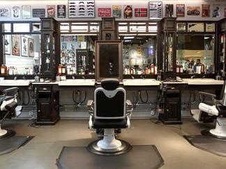 J&K Barber Shop og frisør Sandvika Storsenter