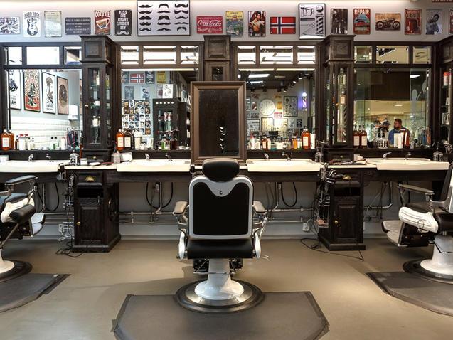J&K Barber Shop Sandvika Storsenter