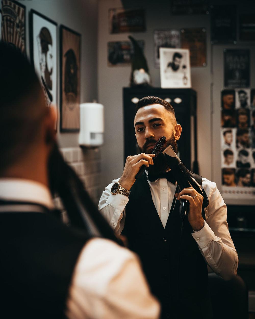 JK Barber Shop og frisør