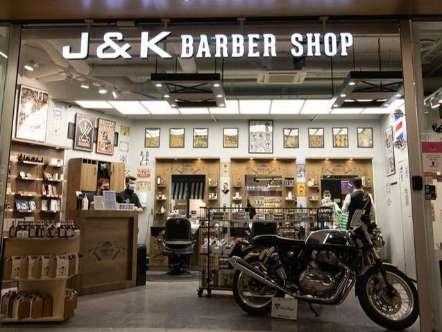 J&K Barber Shop Ski Storsenter