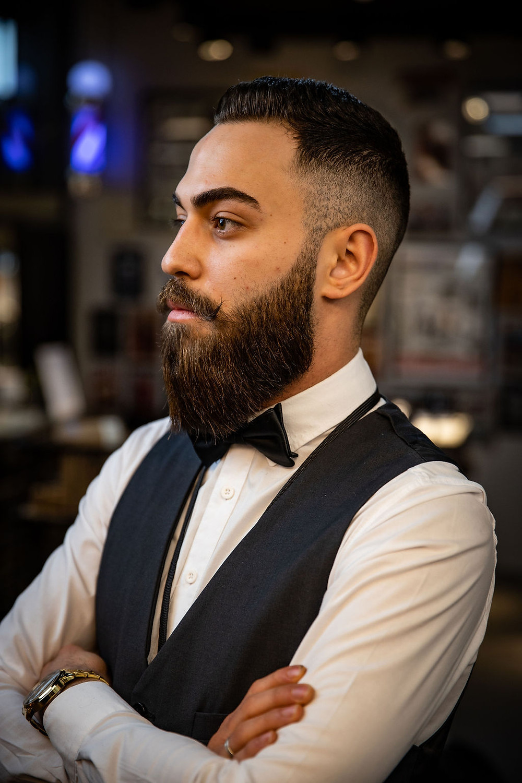 J&K Barber Shop og frisør