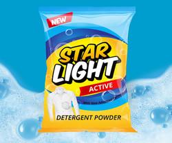 Detergent Packaging Rolls