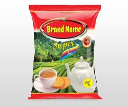 Tea Plastic Pouch