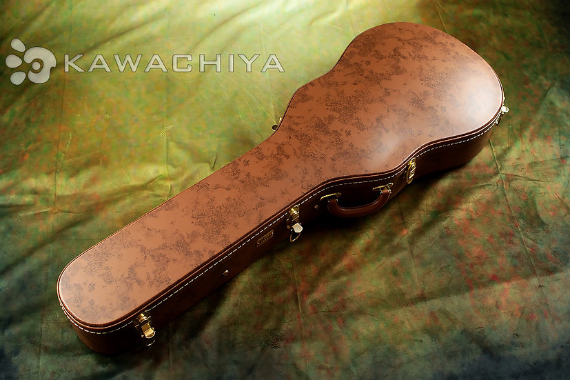 """Gibson Custom Shop Les Paul  BROWN CASE """"MADE IN CANADA"""""""