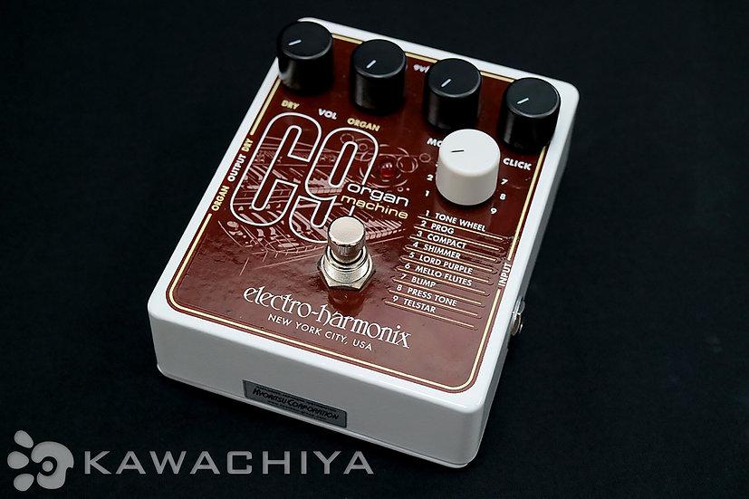 Electro-Harmonix C9 organmachine