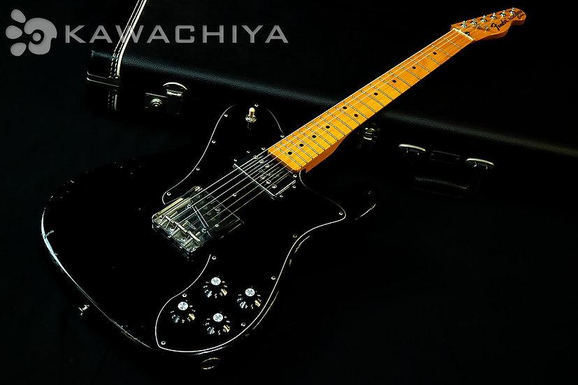 "Fender USA American Vintage '72 Telecaster Custom ""Black"" / 山野楽器正規輸入品 2011年製"