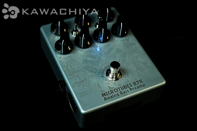 "Darkglass Electronics Microtubes B7K ""Limited Edition!!"" -Acid Toad- (正規輸入品) 【新品"