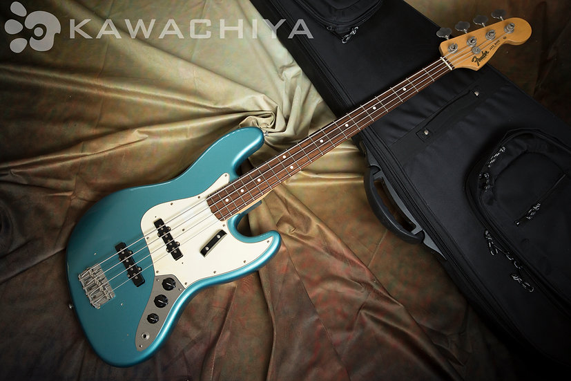 Fender USA American Vintage series '62 Jazz Bass -Lake Placid Blue-